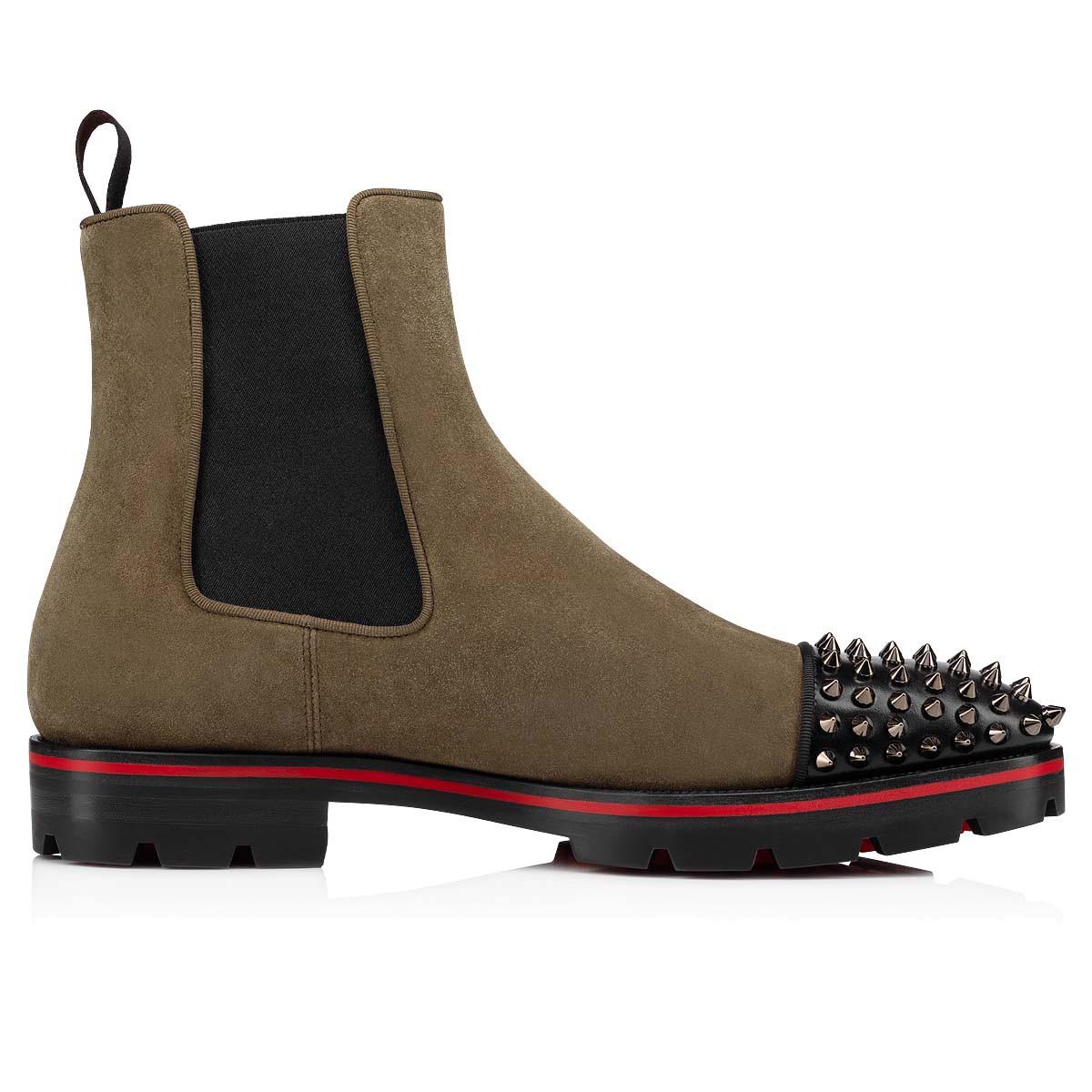 Shoes - Melon Spikes Flat - Christian Louboutin
