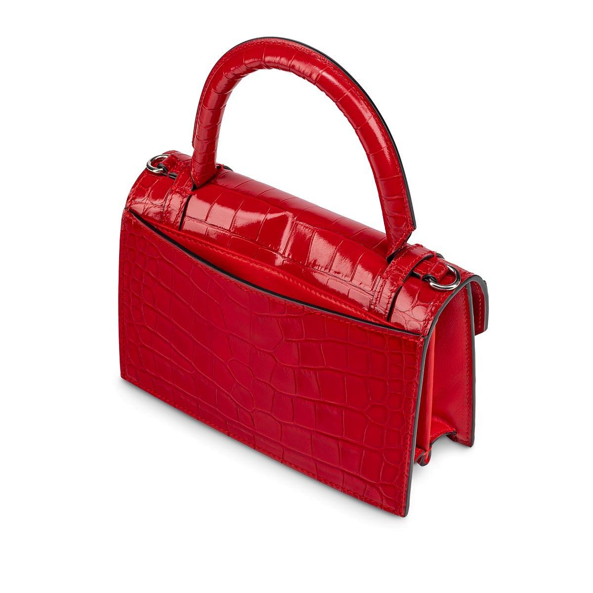 Bags - Elisa Top Handle Small - Christian Louboutin