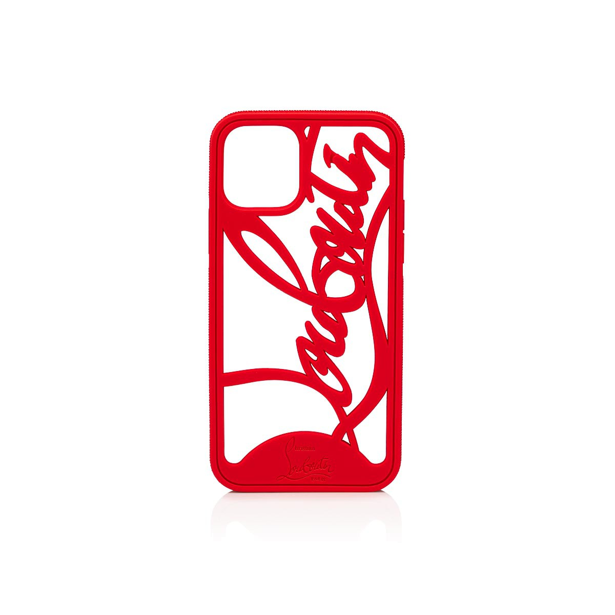 Small Leather Goods - Louboutin Logo Case Iphone 11 Pro - Christian Louboutin