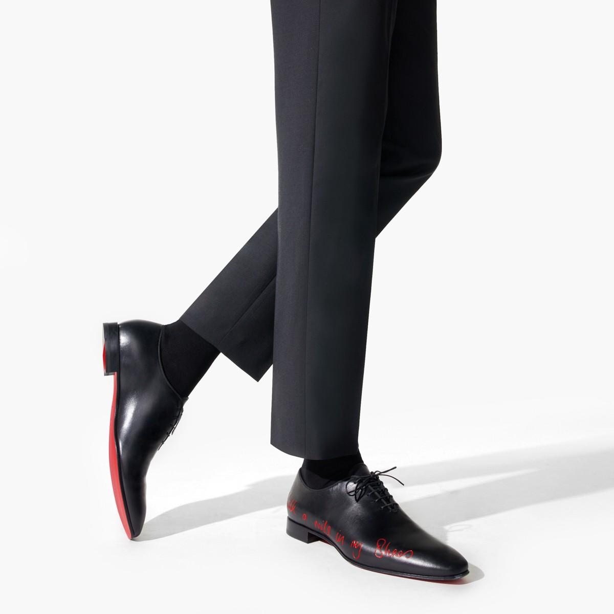 Shoes - A Mile In Greggo Flat - Christian Louboutin