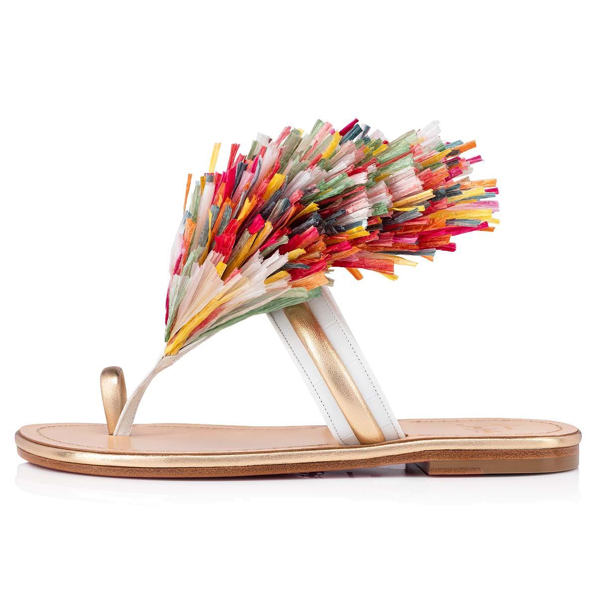 Shoes - Festividade Flat - Christian Louboutin