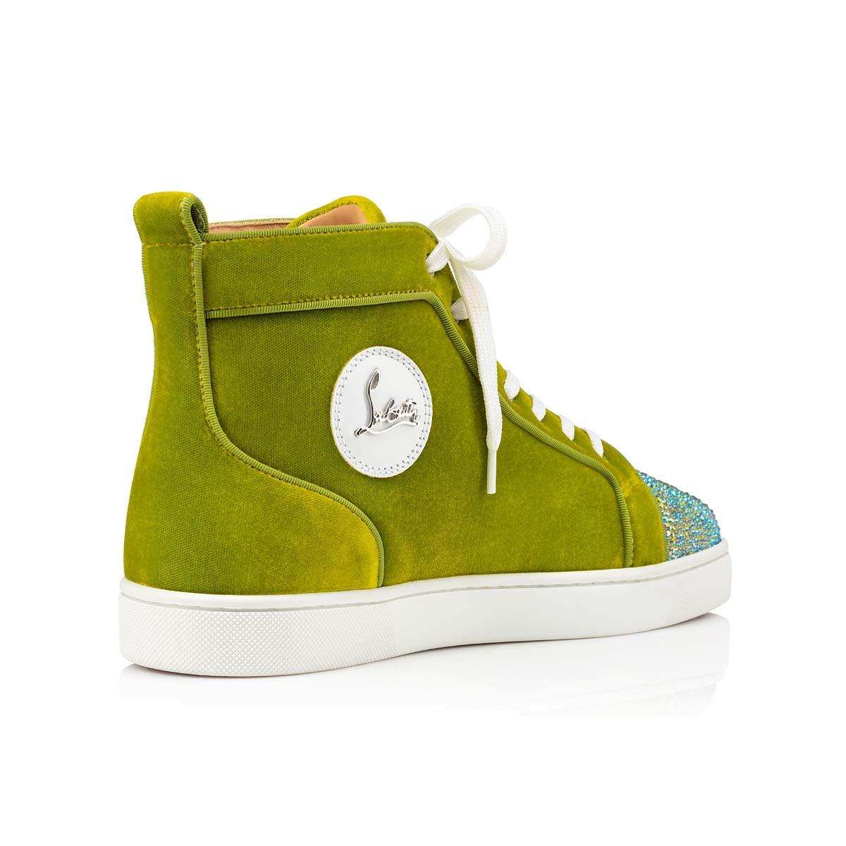 Shoes - Louis P Strass Flat - Christian Louboutin