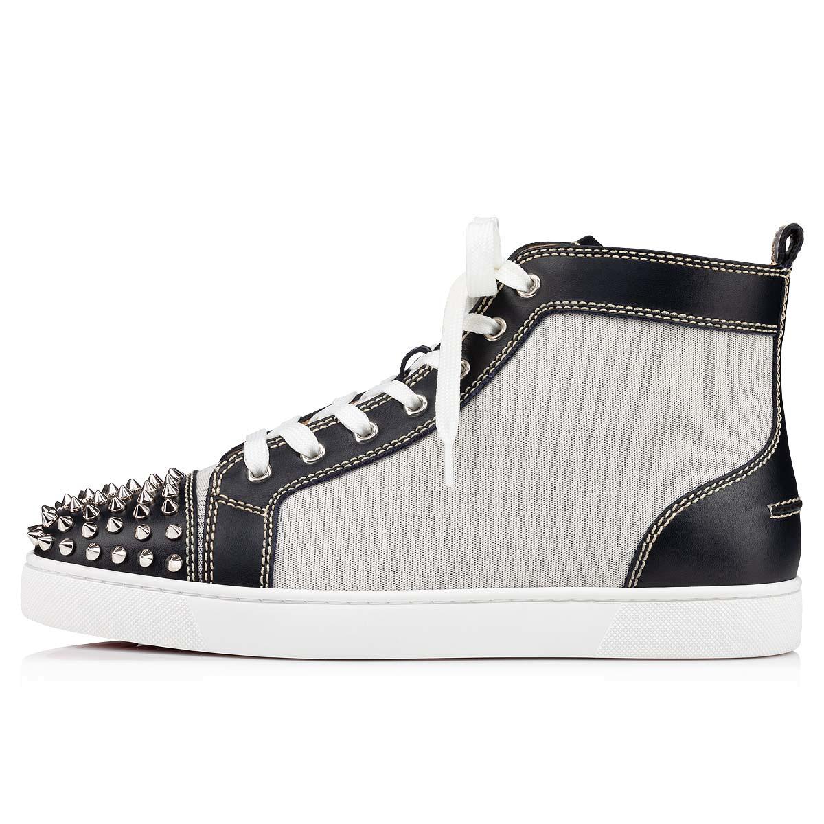 Shoes - Lou Spikes Orlato Flat - Christian Louboutin