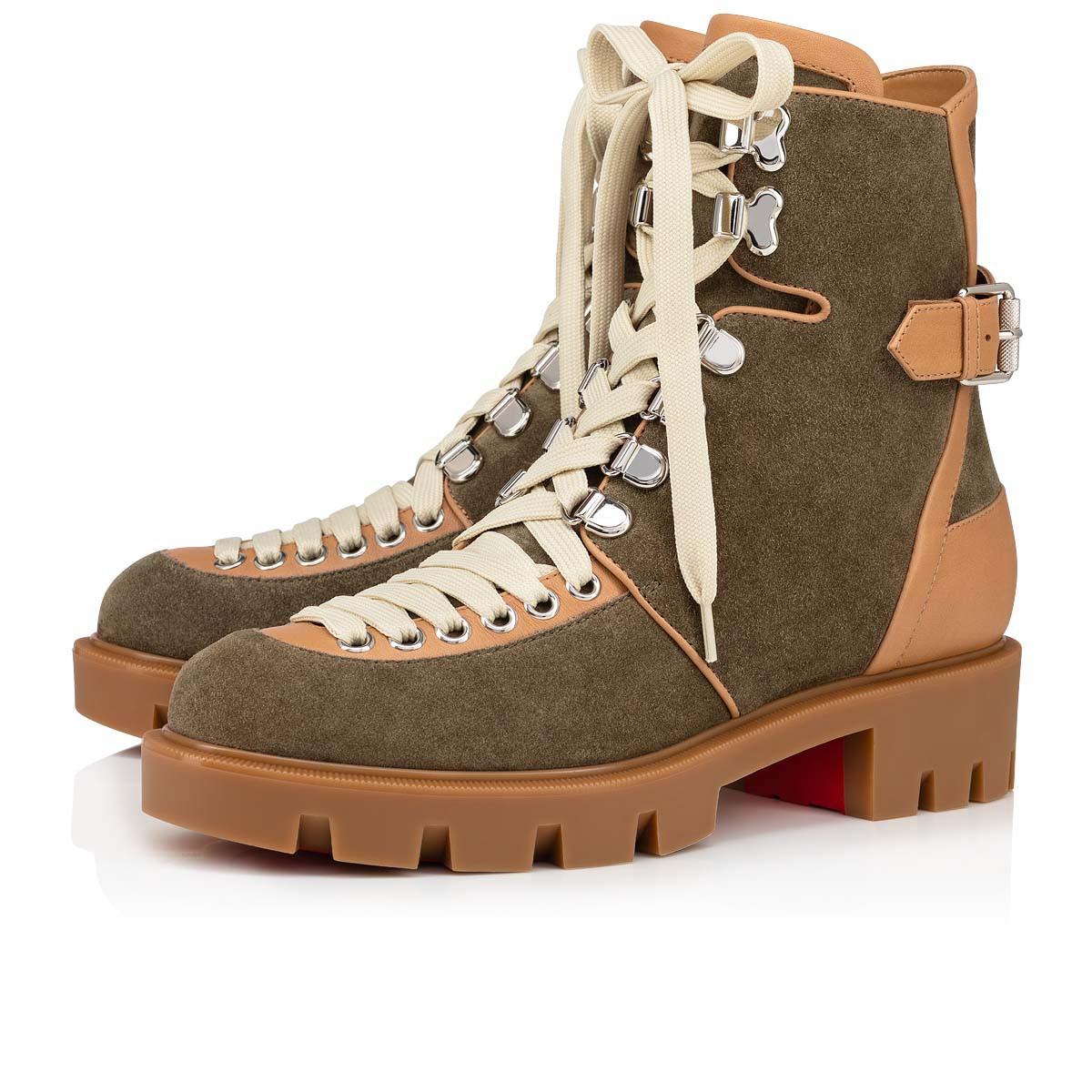 Shoes - Macademia Flat - Christian Louboutin