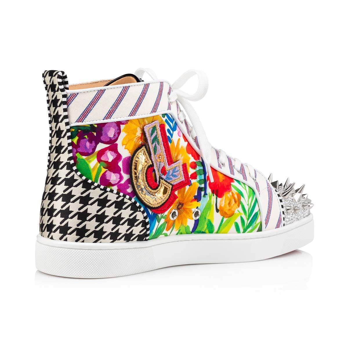 Shoes - No Limit Caracaba Flat - Christian Louboutin