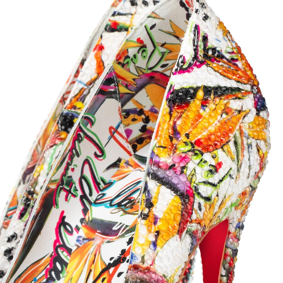 Shoes - So Kate Strass Freedom - Christian Louboutin