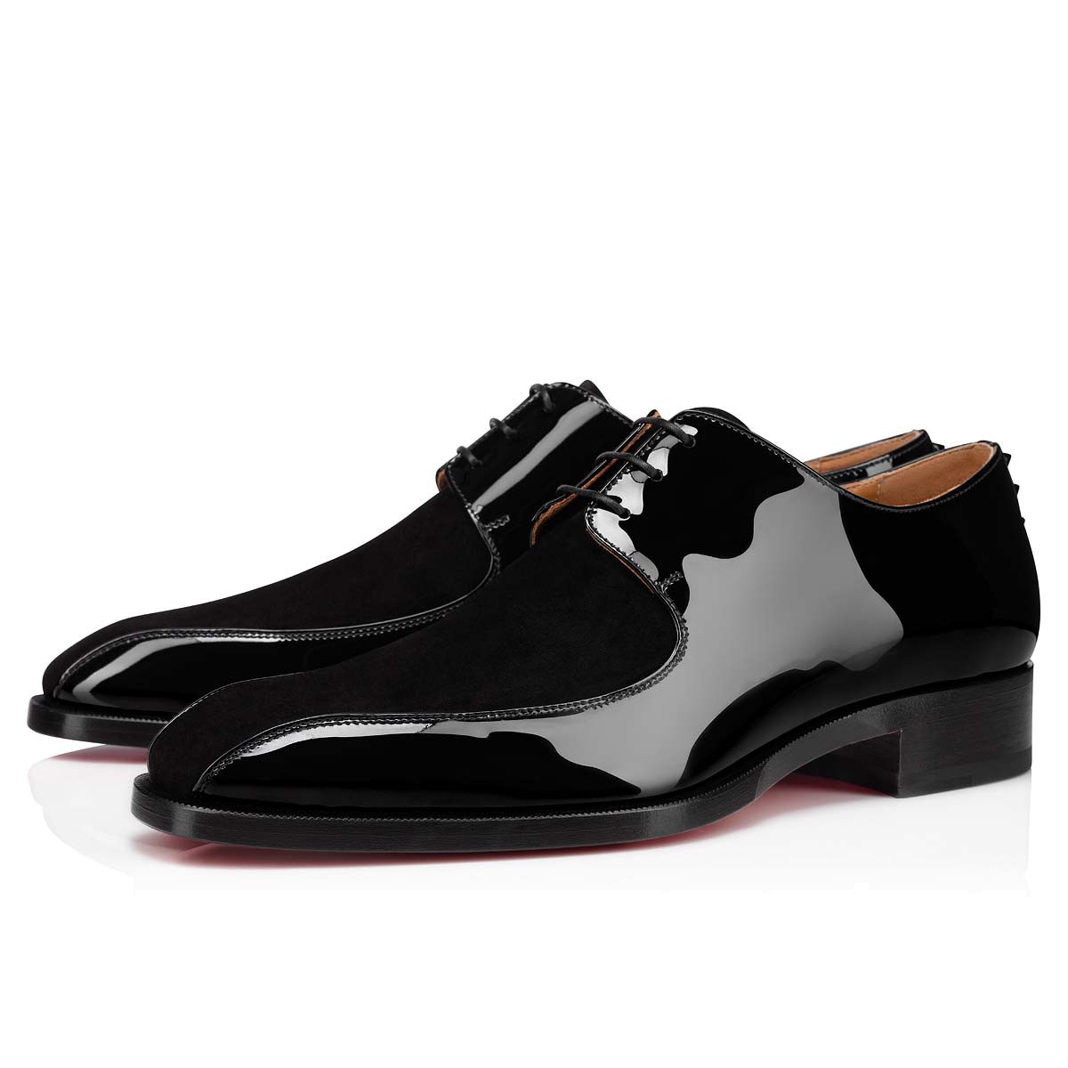 Shoes - Marco Spikes Flat - Christian Louboutin