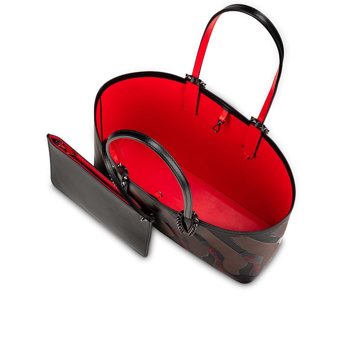 Bags - Cabata Small Tote Bag - Christian Louboutin