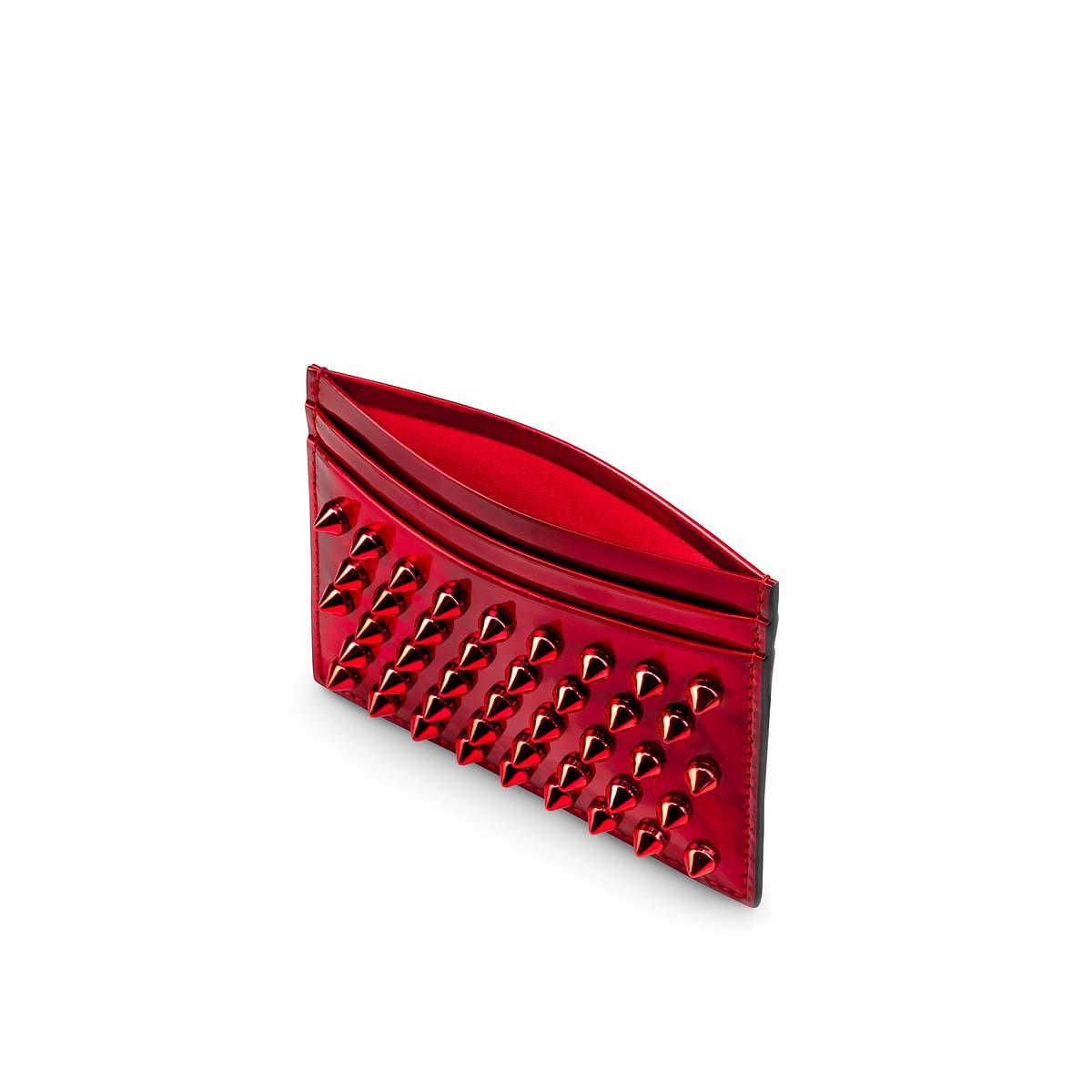 Small Leather Goods - W Kios Card Holder - Christian Louboutin