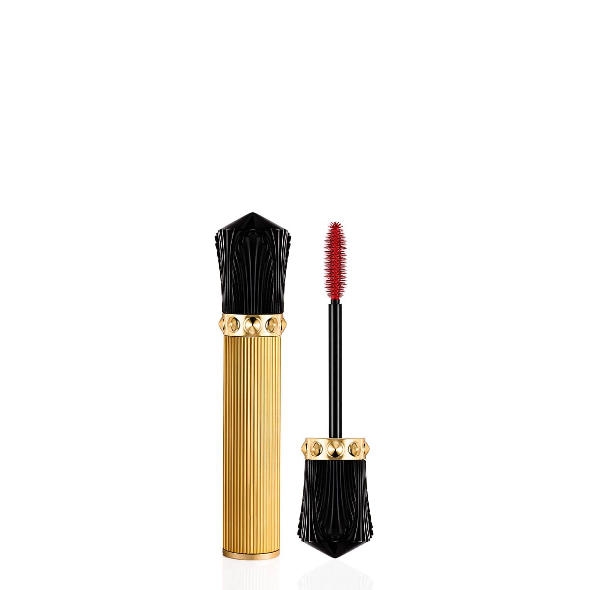 Beauty - Rouge Louboutin Les Yeux Noirs Lash Amplifying Lacquer - Christian Louboutin