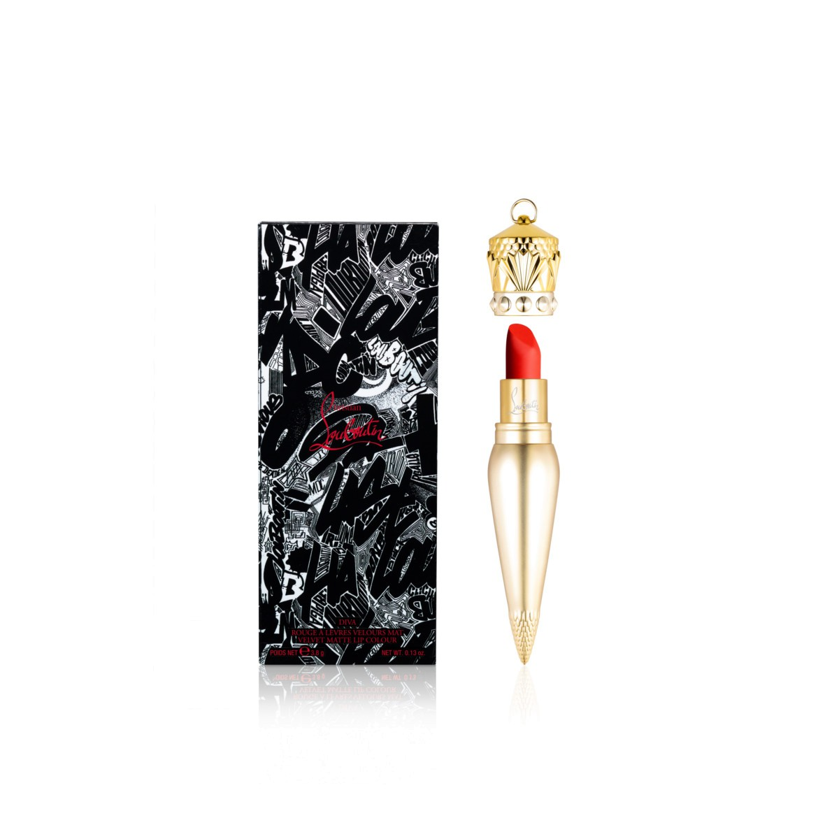 Beauty - Diva Loubigraffiti - Christian Louboutin