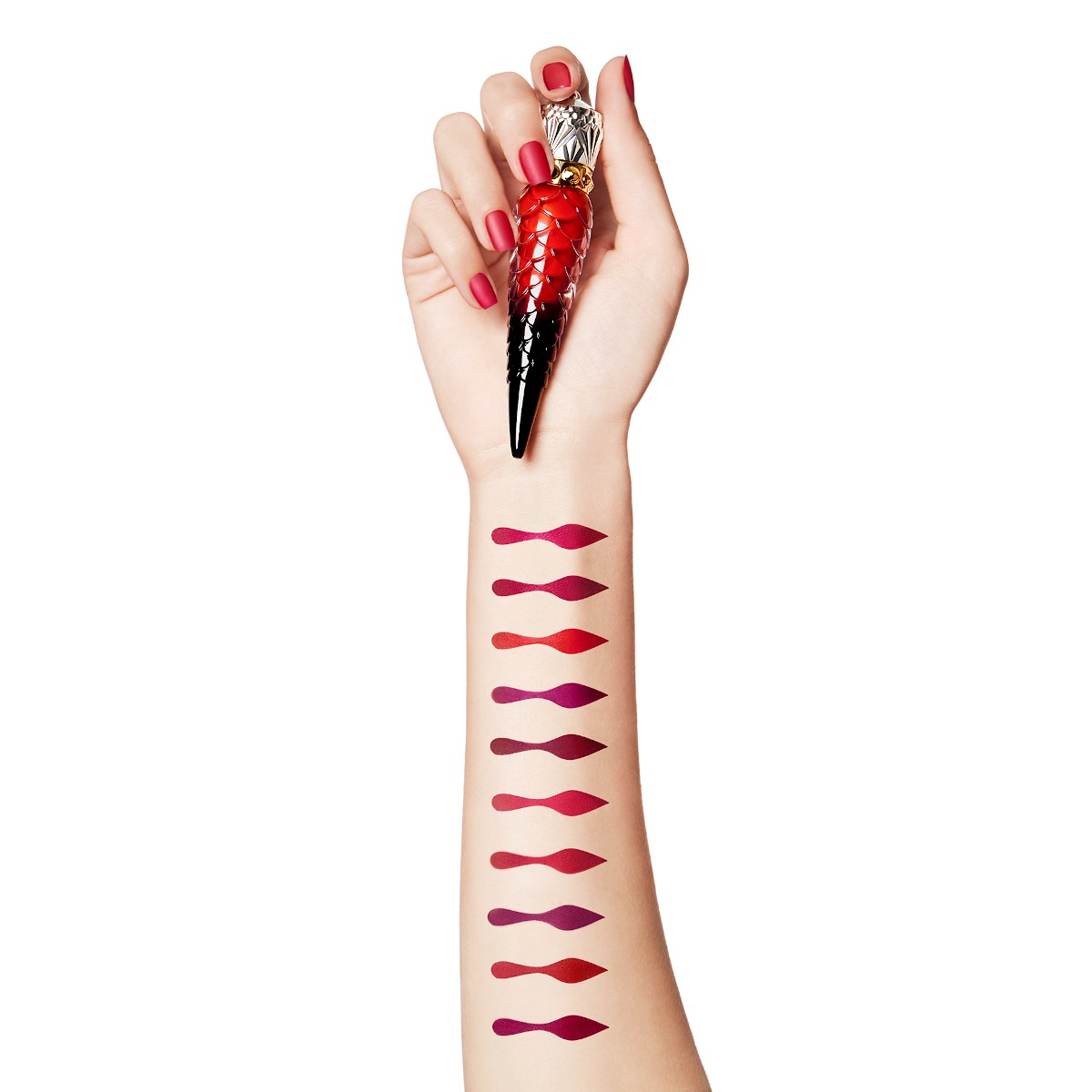 Beauty - Corset D'amour Matte Fluid Lip Colour - Christian Louboutin