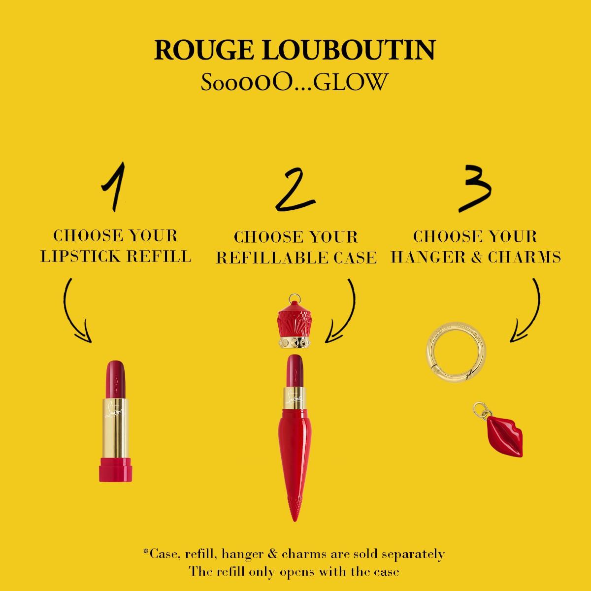 Beauty - Rose Tulle - Christian Louboutin