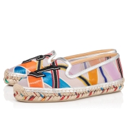 Shoes - Ivy Espafun Flat - Christian Louboutin
