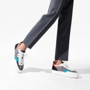 Shoes - Happyrui Spikes Flat - Christian Louboutin