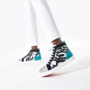 Shoes - Lou Spikes 2 Flat - Christian Louboutin