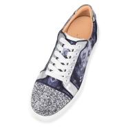 Shoes - Vieira P Strass Orlato Flat - Christian Louboutin