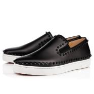Shoes - Pik Boat Mens Flat - Christian Louboutin