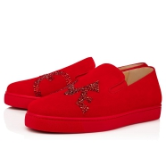Shoes - Boatlove Strass - Christian Louboutin