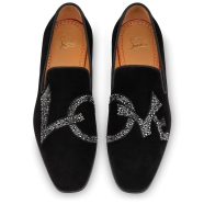 Shoes - Dandylove Strass Flat - Christian Louboutin