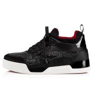 Shoes - Aurelien Strass Flat - Christian Louboutin
