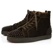 Shoes - Lou Spikes 2 Flat - Christian Louboutin
