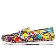 Shoes - Steckel Flat - Christian Louboutin