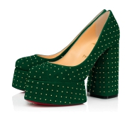 Shoes - Foolish Pump Plume - Christian Louboutin