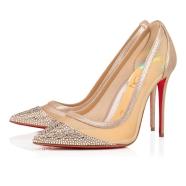 Shoes - Galativi P Strass - Christian Louboutin