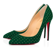 Shoes - Pigalle Follies Plume - Christian Louboutin