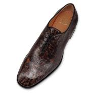 Shoes - Corteo Flat - Christian Louboutin