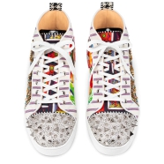 Shoes - No Limit Caracaba Flat - Christian Louboutin