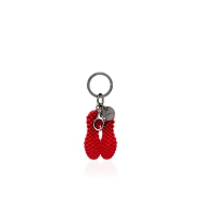 Small Leather Goods - M Ringmylou Keyring - Christian Louboutin