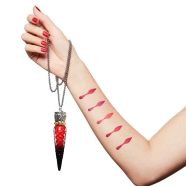 Beauty - Jamais Assez Metal Matte Fluid Lip Colour - Christian Louboutin