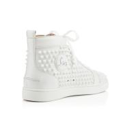 Shoes - Louis Spikes Flat - Christian Louboutin